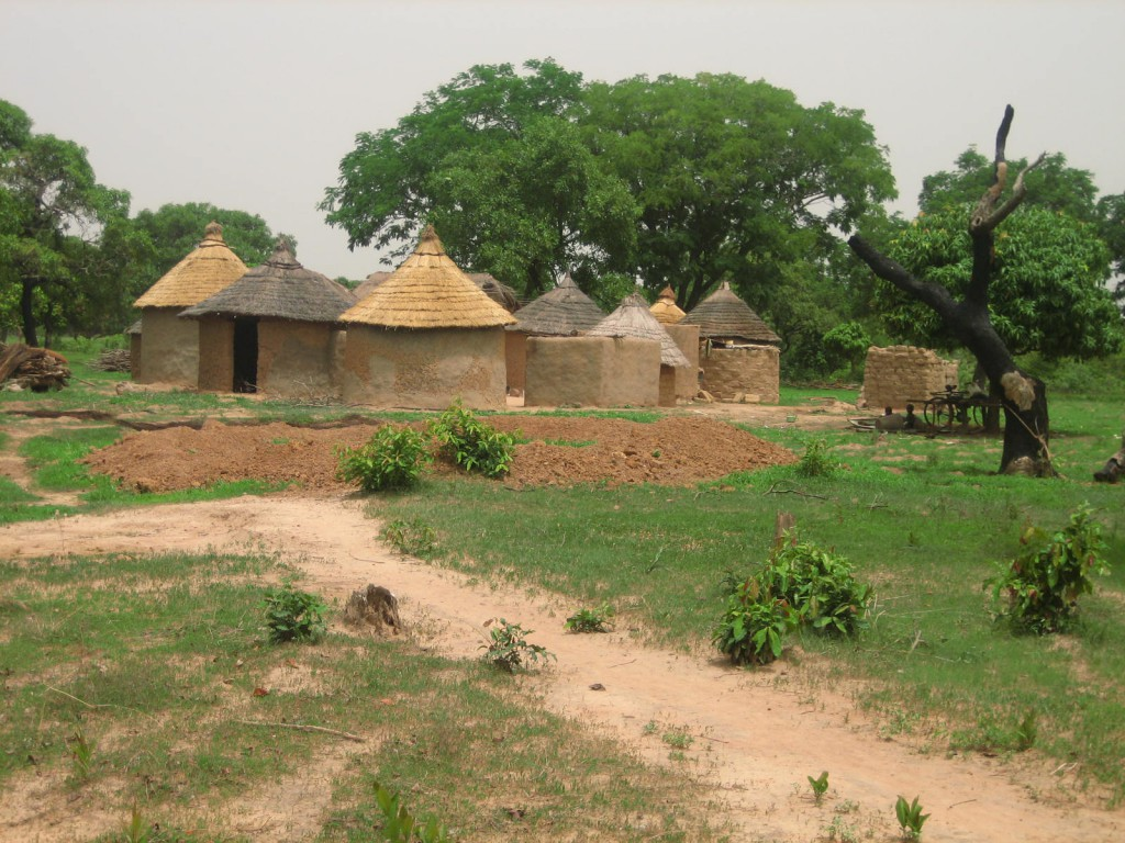 Village burkinabé