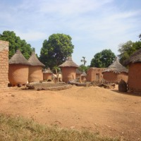 Village burkinabé