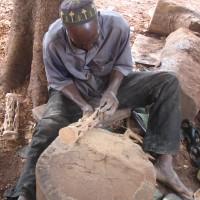 Des artisans à l'oeuvre