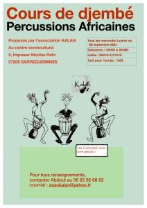 Cours djembé 01 2021-2022